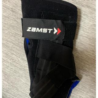 ザムスト(ZAMST)のzamstサポーター 今日限定値下げ(トレーニング用品)