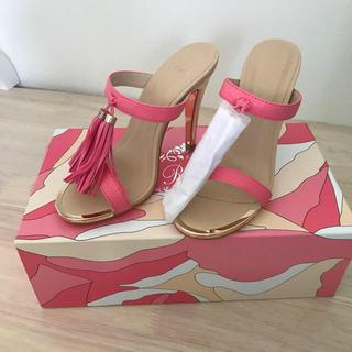 Rady - 新品❗️Radyフリンジサンダル ピンク