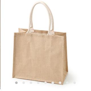 ムジルシリョウヒン(MUJI (無印良品))の無印良品ジュートバッグ(エコバッグ)
