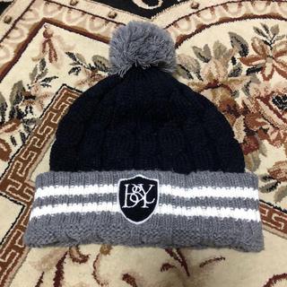 ビューティアンドユースユナイテッドアローズ(BEAUTY&YOUTH UNITED ARROWS)のユナイテッドアローズB&Y ニット帽 帽子 キャップ(ニット帽/ビーニー)