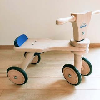 ボーネルンド(BorneLund)のボーネルンド 三輪車 木製(三輪車)