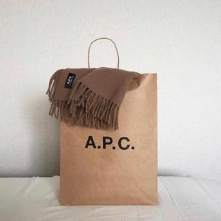 アーペーセー(A.P.C)のA.P.C. polskaマフラー*アーペーセー(マフラー/ショール)