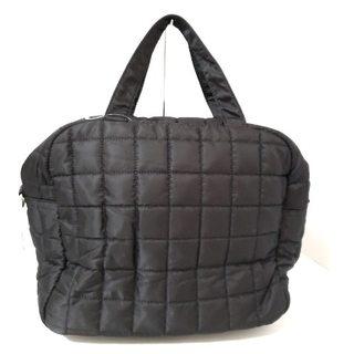 マリークワント(MARY QUANT)のマリークワント ハンドバッグ美品  黒(ハンドバッグ)