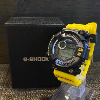 ジーショック(G-SHOCK)の【⭐️激レア⭐️】新品イルクジカスタム&極美品DW-8200-1A初期ムーブ(腕時計(デジタル))