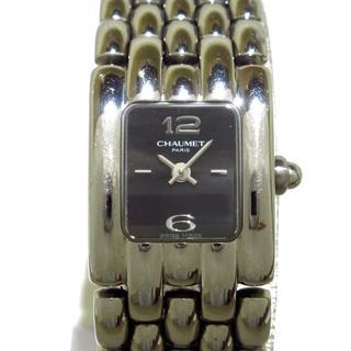 ショーメ(CHAUMET)のショーメ 腕時計 ケイシス 099349-009 SS(腕時計)