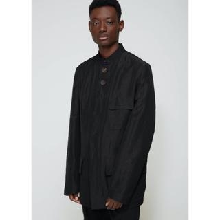 ヨウジヤマモト(Yohji Yamamoto)のWales Bonner 18SS OversizedSafari Jacket(ブルゾン)