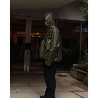 ジルサンダー(Jil Sander)のUS NAVY 40S RAIN PARKA SIZE XL(パーカー)