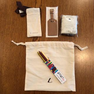 ツチヤカバンセイゾウジョ(土屋鞄製造所)の土屋鞄 ランドセル レインカバー ネームタグ セット(ランドセル)