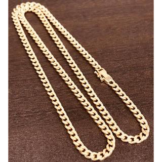 極美品 18金 喜平 ネックレス 2面 30.1g 50cm K18キヘイ(ネックレス)