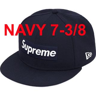 シュプリーム(Supreme)のsupreme newera(キャップ)