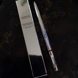 クリスチャンディオール(Christian Dior)のDior ディオールショウ ブロウスタイラー 021 チェスナット(アイブロウペンシル)