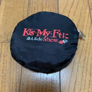 キスマイフットツー(Kis-My-Ft2)のキスマイ エコバッグ(アイドルグッズ)