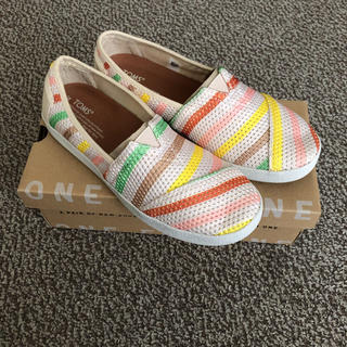 トムズ(TOMS)のTOMS Avalon Multi Mesh Stripe(スニーカー)