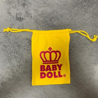 ベビードール(BABYDOLL)のベビードール巾着(ポーチ)