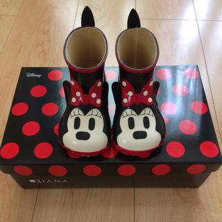 ダイアナ(DIANA)のベビー  レインブーツ  13.0(長靴/レインシューズ)