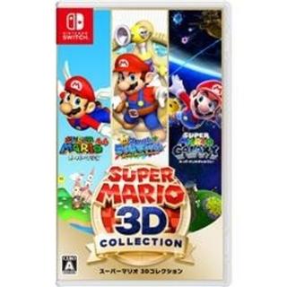 ニンテンドウ(任天堂)の【Switch】スーパーマリオ 3DコレクションHAC-P-AVP3A(家庭用ゲームソフト)