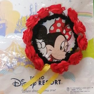 Disney - 新エリア☆美女と野獣*薔薇の髪飾り 冠 ヘアバンド