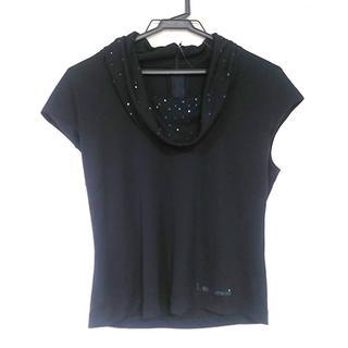 レオナール(LEONARD)のレオナール 半袖カットソー サイズL美品  -(カットソー(半袖/袖なし))