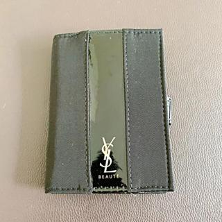 イヴサンローランボーテ(Yves Saint Laurent Beaute)の【非売品】イヴサンローラン ブラシ3点セット(ブラシ・チップ)