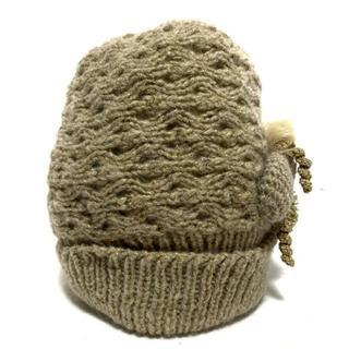 アンテプリマ(ANTEPRIMA)のANTEPRIMA(アンテプリマ) ニット帽 -(ニット帽/ビーニー)