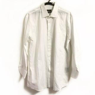 ロエベ(LOEWE)のロエベ 長袖シャツ サイズ43 メンズ - 白(シャツ)