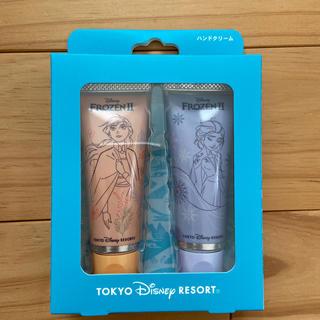 ディズニー(Disney)のTDR ディズニーリゾート アナ雪 ハンドクリーム (ハンドクリーム)