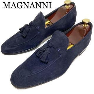 YANKO - ◎スペイン靴の至宝【MAGNANNI】ビジネスシューズ 革靴 スリッポン メンズ