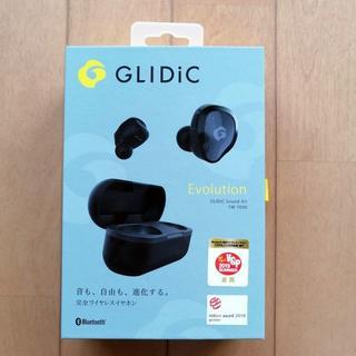 【新品未開封】GLIDiC SOUND AIR TW-7000 黒 保証書付(ヘッドフォン/イヤフォン)
