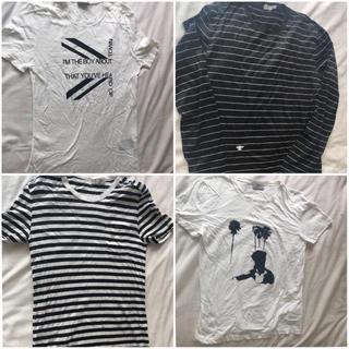 クリスチャンディオール(Christian Dior)のDior Tシャツ まとめ売り(Tシャツ/カットソー(半袖/袖なし))