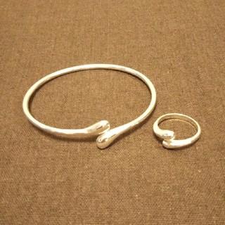 バングル&リング シルバー(リング(指輪))