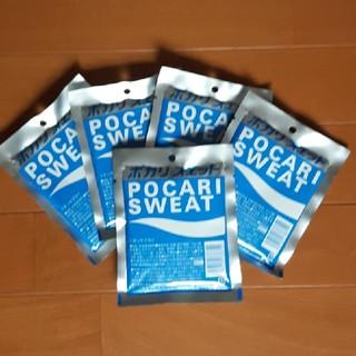 オオツカセイヤク(大塚製薬)のポカリスエット 粉末 5袋(ソフトドリンク)