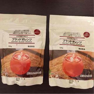 ムジルシリョウヒン(MUJI (無印良品))の無印良品 ブラッドオレンジ ジュース(コーヒー)