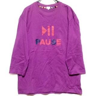 ポールスミス(Paul Smith)のポールスミス 七分袖Tシャツ サイズM -(Tシャツ/カットソー(七分/長袖))