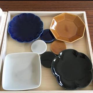 アクタス(ACTUS)のACTUS 美濃焼き 豆皿 箸置き 新品未使用品(食器)