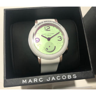 マークバイマークジェイコブス(MARC BY MARC JACOBS)のMARC JACOBS 腕時計 レディース ブランド 箱付き(腕時計)