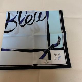 ランバンオンブルー(LANVIN en Bleu)のランバンオンブルー ハンカチ(ハンカチ)