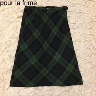 プーラフリーム(pour la frime)のpour la frime プーラフリーム スカート(検…ZARA、H&Mお好き(ひざ丈スカート)