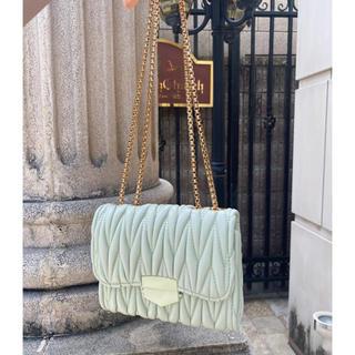 リリーブラウン(Lily Brown)の【新品未使用♡】bibiy quilting chain bag バッグ(ショルダーバッグ)
