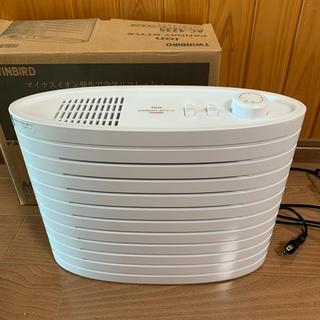 ツインバード(TWINBIRD)のマイナスイオン発生空気清浄機 AC-4235(空気清浄器)