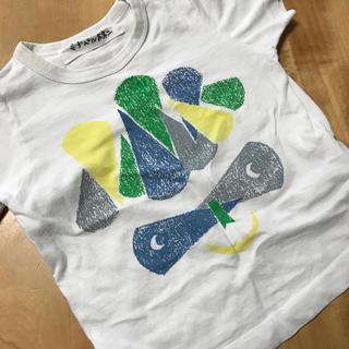 ミナペルホネン(mina perhonen)のミナペルホネン tシャツ サイズ80(Tシャツ)