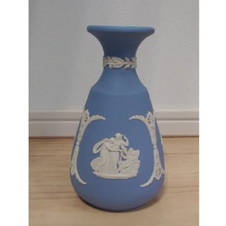 ウェッジウッド(WEDGWOOD)のウエッジウッド ジャスパー 花瓶(花瓶)