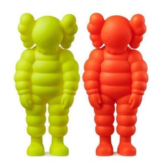 メディコムトイ(MEDICOM TOY)のkaws what party yellow orange set(その他)