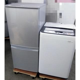 SHARP - 生活家電セット 冷蔵庫 どっちでもドア 洗濯機 パナソニック