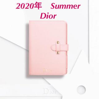 ディオール(Dior)のディオール オリジナル ノート 手帳 ベビーピンク (手帳)