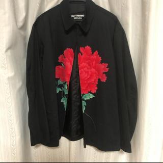 ヨウジヤマモト(Yohji Yamamoto)の1996s/s replica 花と少年期 コットンブルゾン サイズ2(ブルゾン)