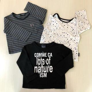 コムサイズム(COMME CA ISM)のコムサイズム ロンT(Tシャツ)