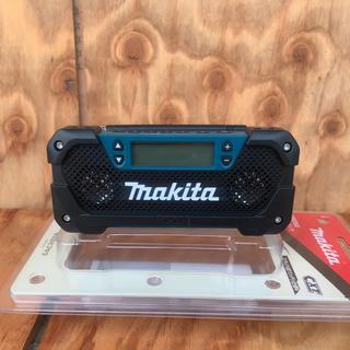 マキタ(Makita)のマキタ makita 10.8v 充電式ラジオ MR052(ラジオ)