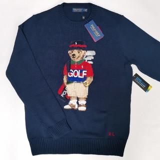 ラルフローレン(Ralph Lauren)のRalph Lauren ポロベア セーター 新作! ゴルフ GOLF 正規品 (ウエア)