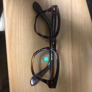 ジョンローレンスサリバン(JOHN LAWRENCE SULLIVAN)のほぼ未使用! LAWRENCE JENKIN 眼鏡(サングラス/メガネ)