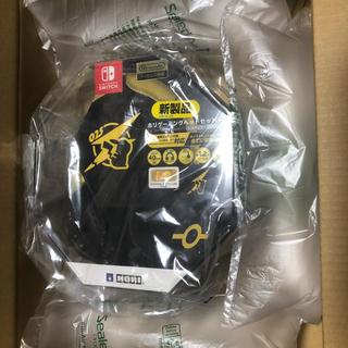 ニンテンドウ(任天堂)のホリ 任天堂 ゲーミングヘッドセット ピカチュウ  新品未使用(ヘッドフォン/イヤフォン)